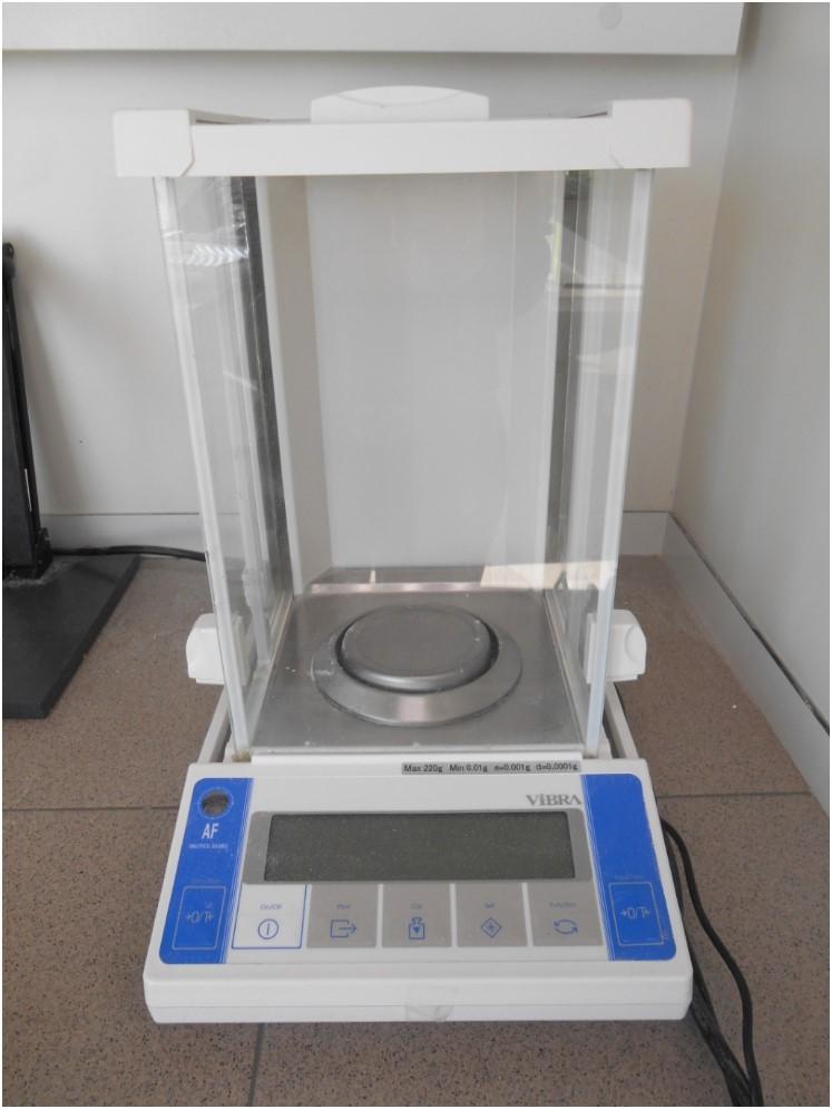 Весы аналитические  VIBRA